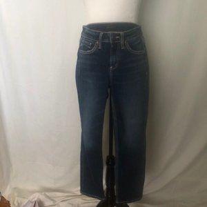 Silver Skinny jeans Women's size 26